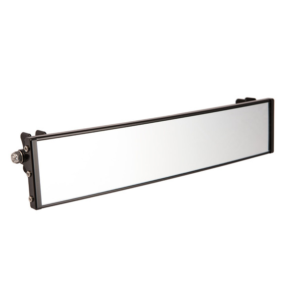 Can Am Offroad 12″ Wide Panoramic Rearview Mirror with 0.5″ Arms by Axia Alloys