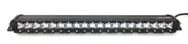 Can-Am 23 Inch LED Light Bar Single Row 100 Watt Super Spot Mnonolith Slim Series