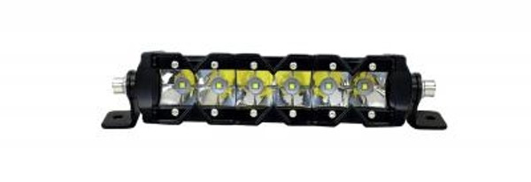 Can-Am 9 Inch LED Light Bar Single Row 30 Watt Super Spot Monolith Slim Series by Quake LED