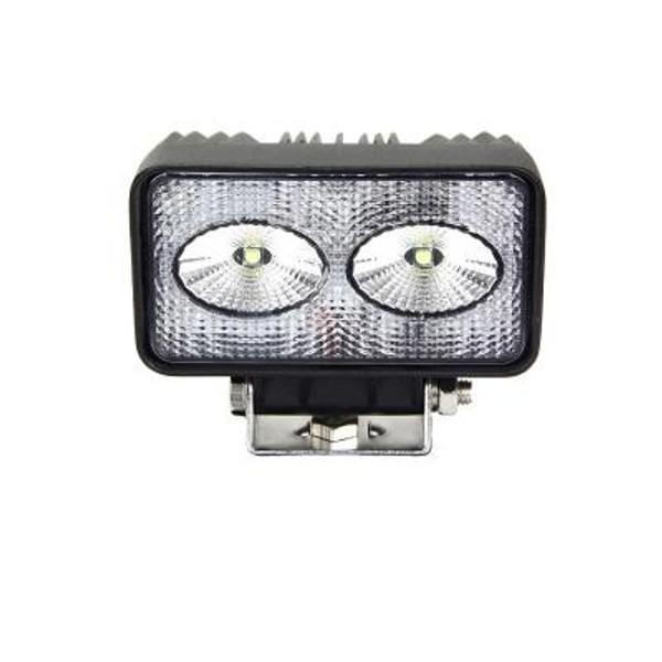 Can-Am 4 Inch Work Light 20 Watt Flood Fracture Series by Quake LED