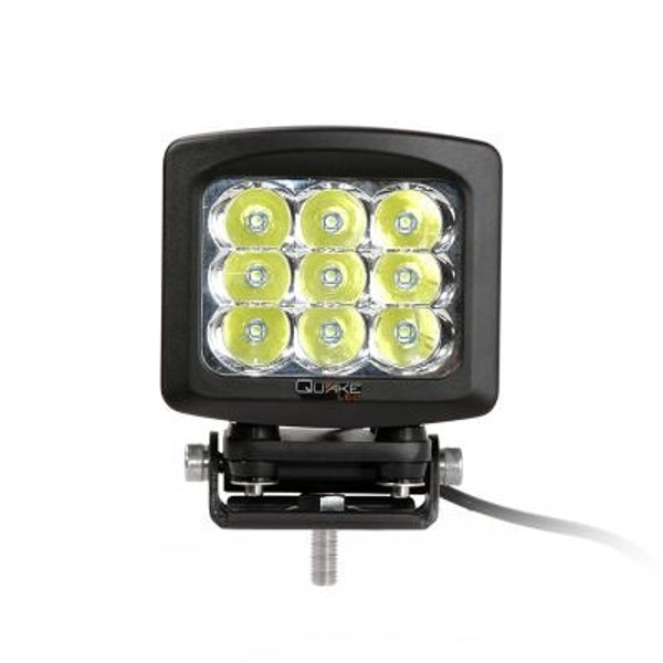 Can-Am 6 Inch Work Light 90 Watt Spot Megaton Series by Quake LED