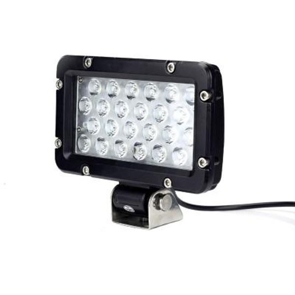 Can-Am 7.5 Inch Work Light 24 Watt Flood/Spoot Aftershock Series by Quake LED