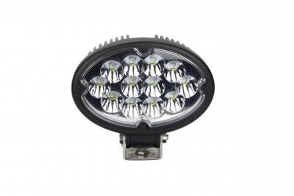 Can Am Commander 6.5 Inch Work Light 36 Watt Flood Pulsar Series