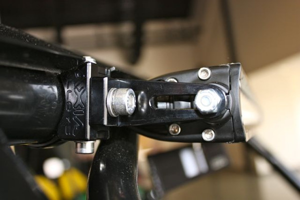 Can Am Offroad LED Light Bar Mount For 6mm / 1/4″ End Mounts by Axia Alloys