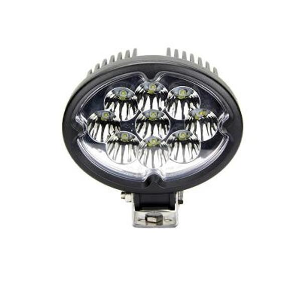 Can Am Commander 5.5 Inch Work Light 27 Watt Flood Pulsar Series