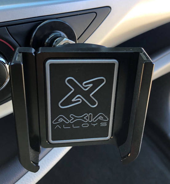 Can-Am Adjustable Phone Mount 3M Adhesive Mount by Axia Alloys