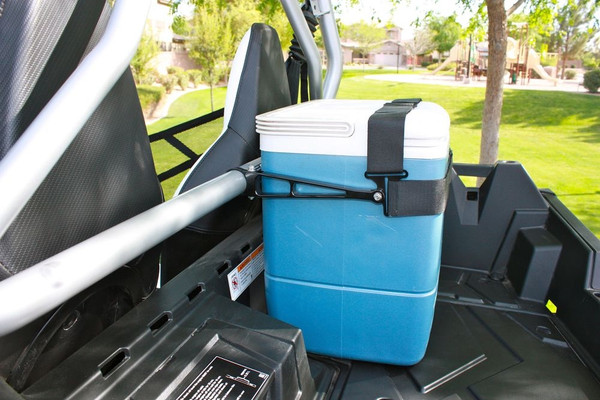 Can-Am Cargo Mounting System For Coolers / Cargo Boxes by Axia Alloys