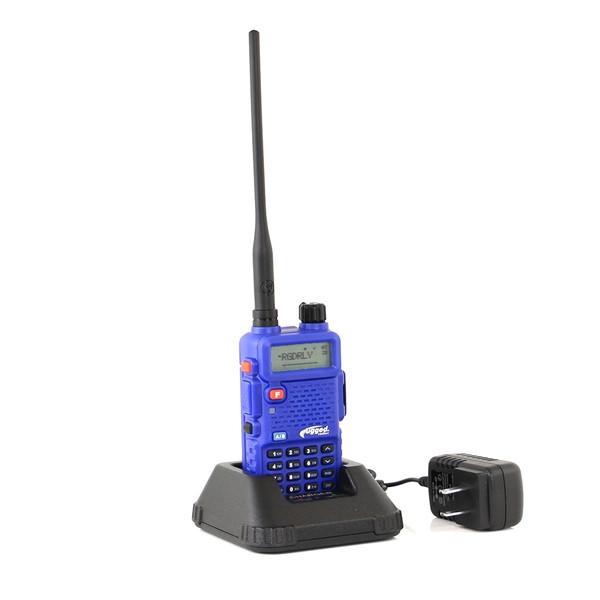 Can Am Offroad 5-Watt Dual Band (UHF/VHF) Radio Kit