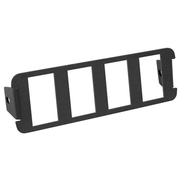 Can-Am 4 Switch Panel for RM-60 Mounts By Rugged Radios