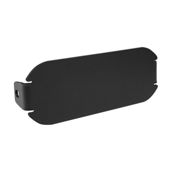 Can-Am Block Off Plate for Intercom Mounts By Rugged Radios