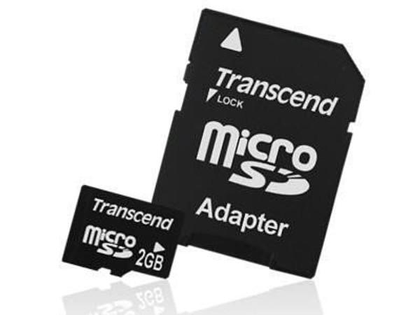 Can-Am 2GB Micro SD Card