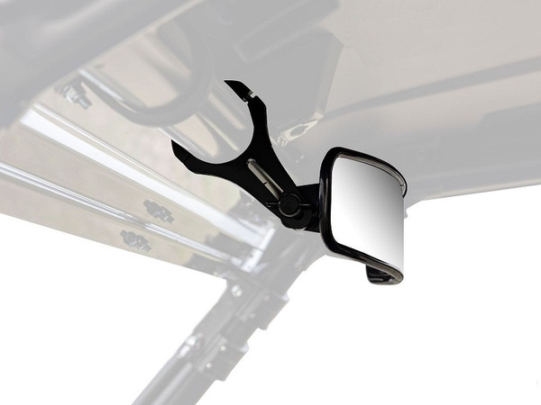 """Can-Am 17"""" Curved Rear View Mirror by Super ATV"""