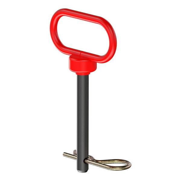 """Can-Am 1/2"""" Clevis Pin With Handle And Clip By Curt"""