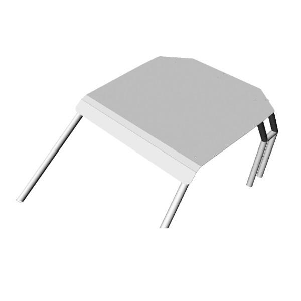 Canam Maverick / Commander 2 Seats Aluminum Roof