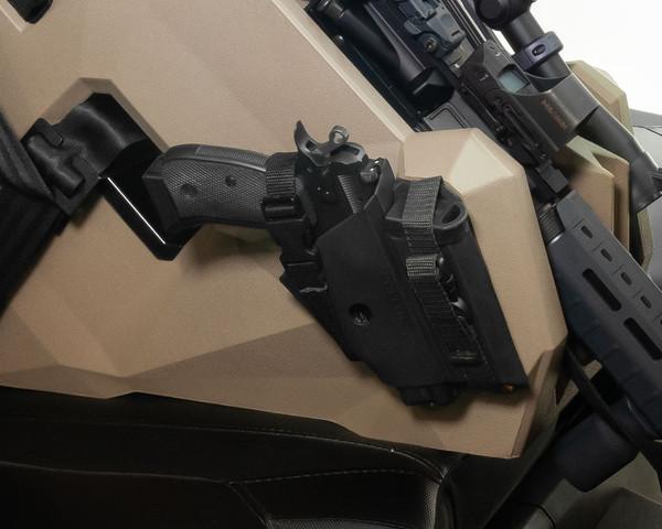 Can Am Pistol & Magazine Holster add-on Kit(1 Pair) by Seizmik