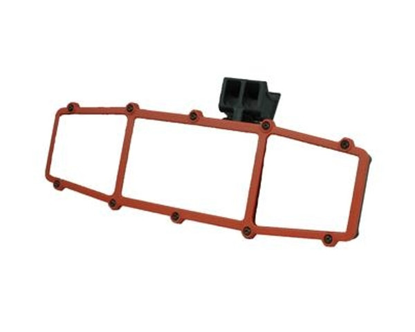 Can Am Elite Series Rearview Mirror Frame Color Accent Kit