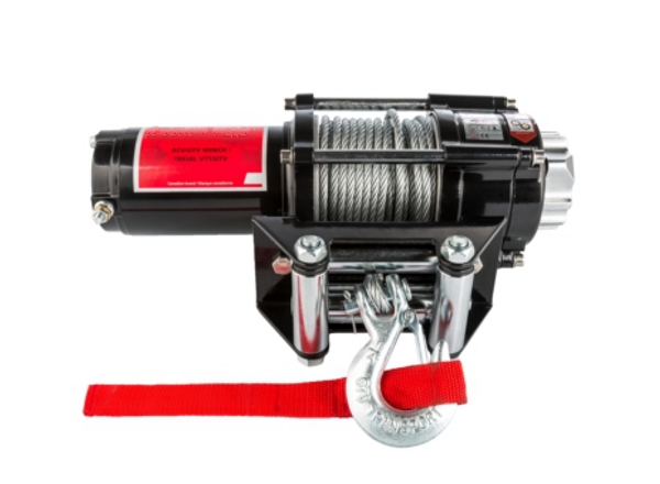 Can-Am 3500 Lbs Winch Kit by Kimpex