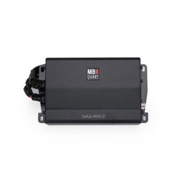 Can Am Maverick Audio System With Two Speaker 400 Watt by MB Quart MBQX-POD-1