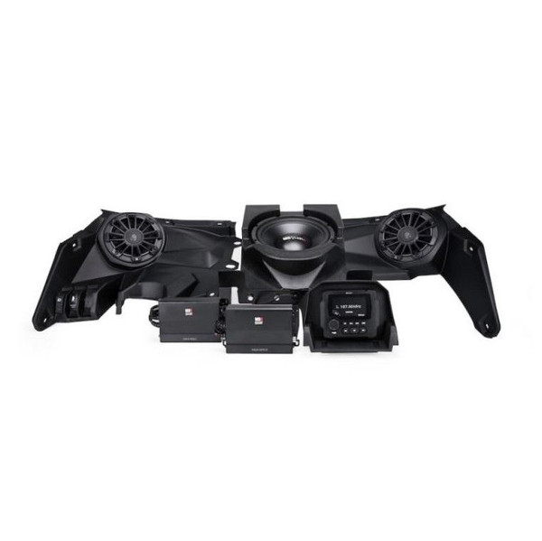 Can Am Maverick X3 Stage 3 Audio System by MB Quart