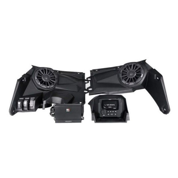 Can Am Maverick X3 Stage 2 Audio System by MB Quart
