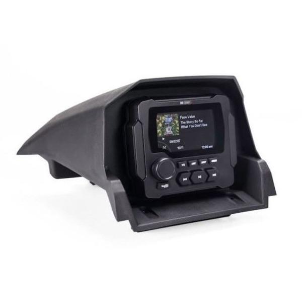 Can Am Maverick X3 Stage 2 Audio System by MB Quart MBQX-STG2-RAD-1
