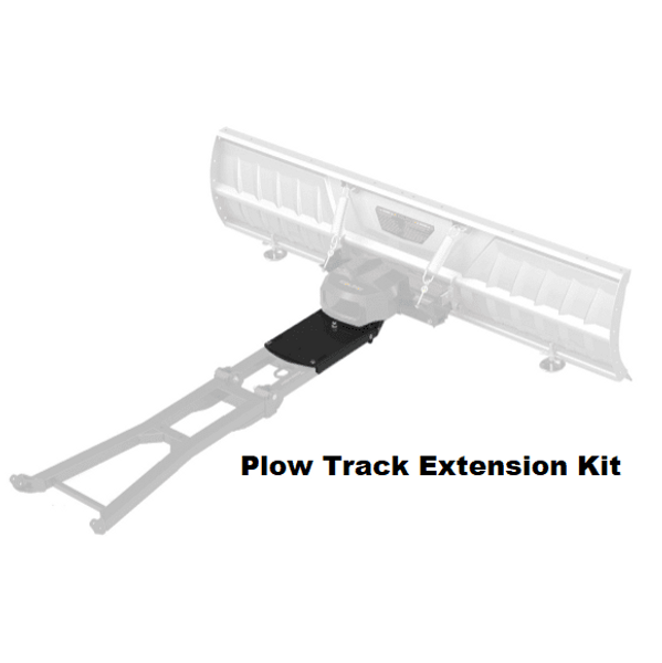 Can Am 72 Inch Steel Blade Snow Plow System