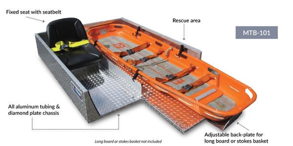 Can Am Defender Medlite Transport Basic by Kimtek