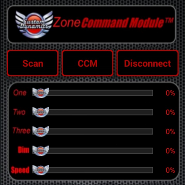 Can Am Offroad Magic Spots by Custom Dynamics