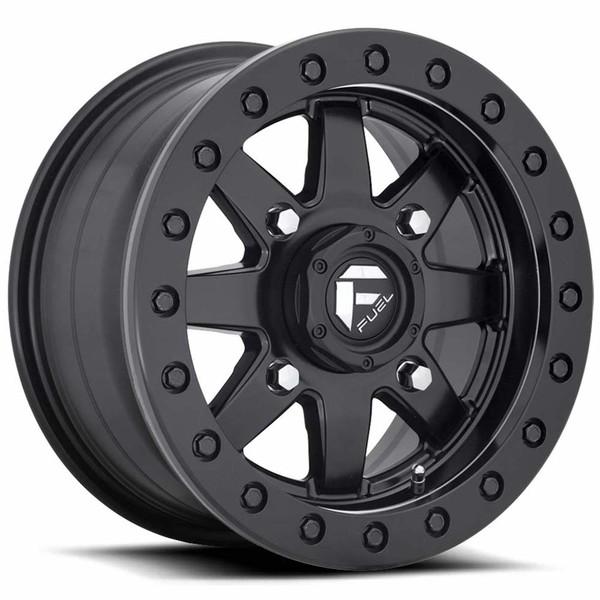 Can Am Maverick D936 Beadlock Wheel Set By Fuel Off-Road