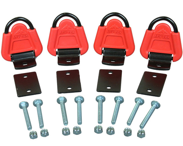 Can Am Straplock™ ATV/UTV Tie-Down Anchor Kit by ATV TEK