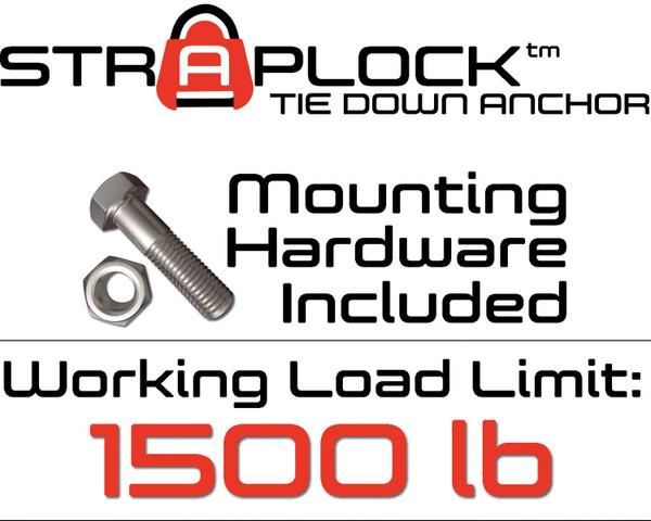 Can Am Straplock™ ATV/UTV Tie-Down Anchor Kit