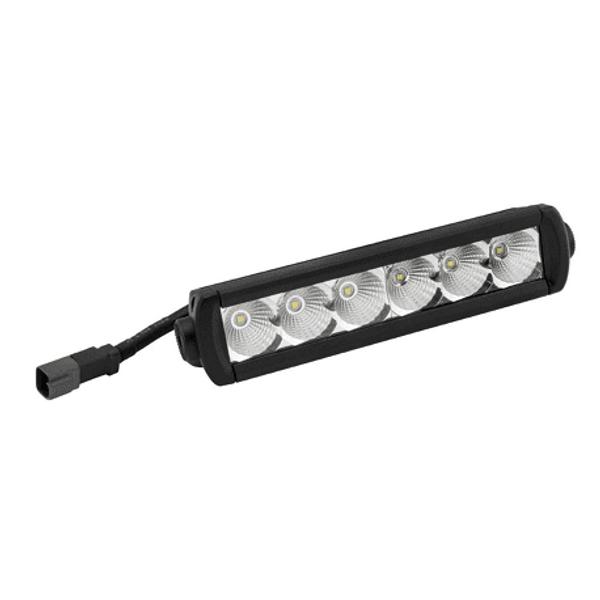 Can-Am 9 Inch Single Row Hi Lux Light Bar by Quad Boss