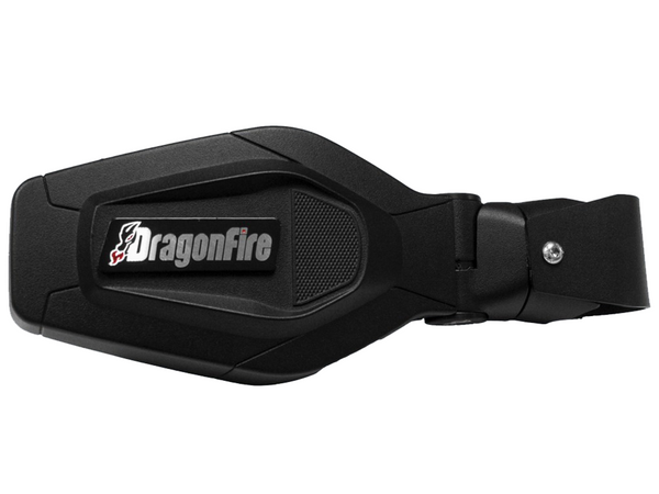 Can Am Defender, Maverick Trail/Sport Pro-Fit Slayer Aluminum Mirrors by Dragon Fire