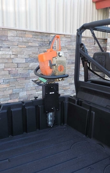 Can Am Defender Chainsaw Mount by Hornet Outdoors