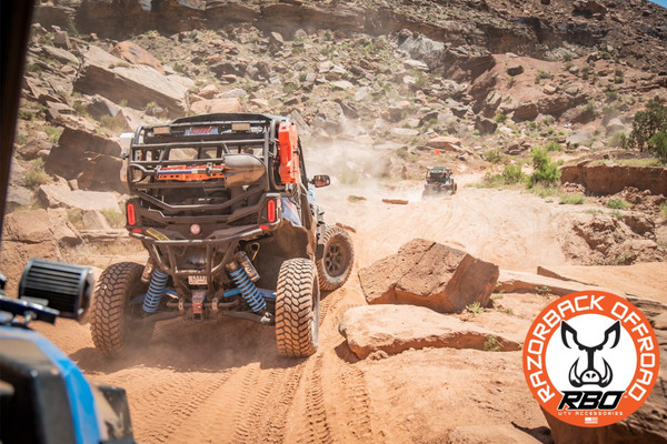 Can Am Maverick Trail & Sport Expedition Rack