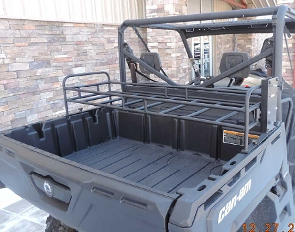 Can Am Defender Rear Cargo Rack by Hornet Outdoors CA-800