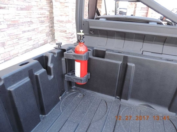Can Am Defender Fire Extinguisher Mount by Hornet Outdoors CA-3038