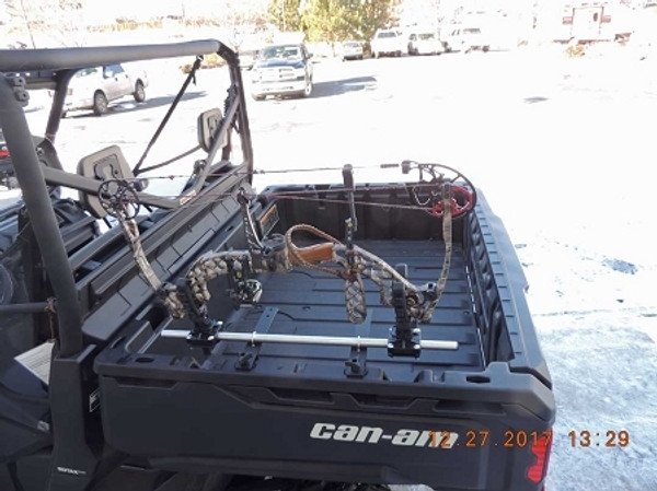 Can Am Defender Double Bow & Tool Mount by Hornet Outdoors CA-3028-D