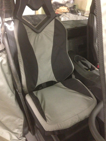 Can Am Commander Seat Covers by Greene Mountain Outdoors