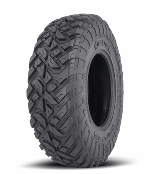 Can Am Vector D579 Matte Black Wheels with Fuel Gripper R | T Tires