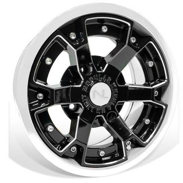 Can Am Offroad Deuce 2 Piece Modular Wheel by No Limit