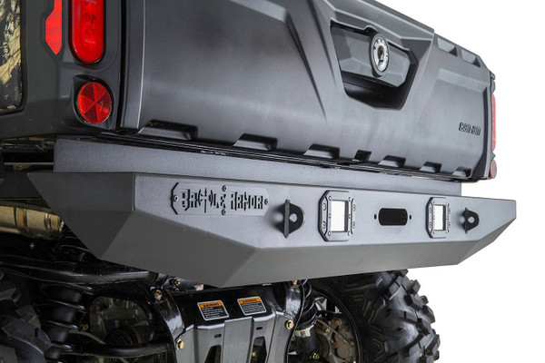 Can Am Defender Gen 2 Rear Bumper by No Limit