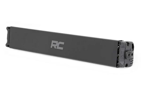Can-Am 20-inch Cree LED Light Bar - (Dual Row | Black Series w/ Amber DRL)