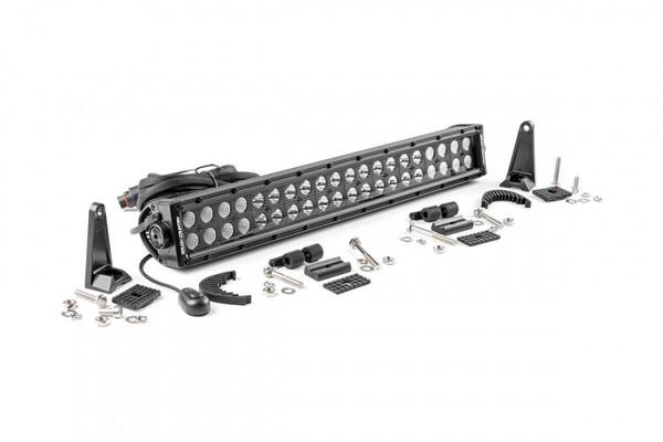 Can-Am 20-inch Cree LED Light Bar - (Dual Row   Black Series)