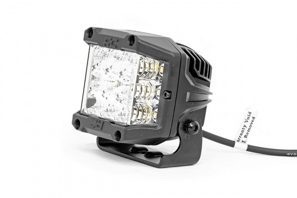 Can-Am 3-inch Wide Angle OSRAM LED Lights (Pair)