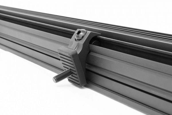 Can-Am 30-inch Cree LED Light Bar - (Dual Row   Black Series w/ Cool White DRL)
