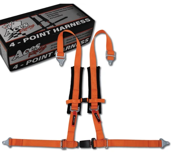 Can Am Maverick/Commander/Defender 4 Point Harness With EZ- Buckle