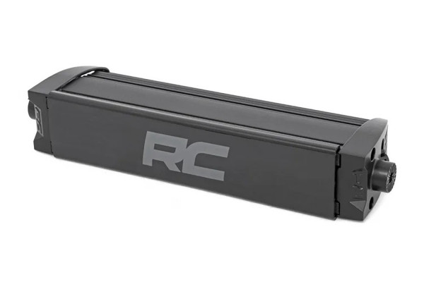 Can-Am 8-inch Cree LED Light Bar (Black Series w/ Cool White DRL)