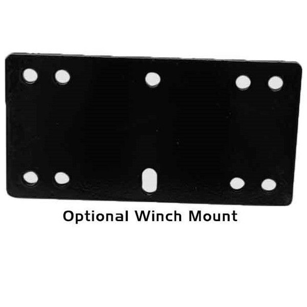 Can Am Defender RM5 60 Inch County Blade Snow Plow System
