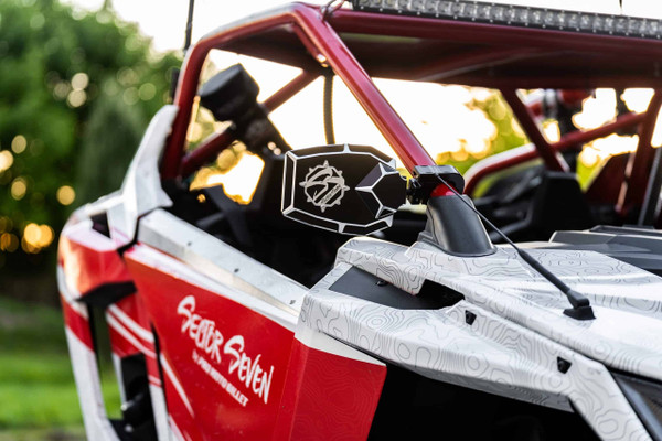 Can Am Navigator Mirrors by Sector Seven